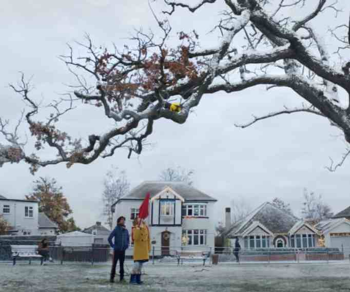 Store chain John Lewis has released its much-awaited Christmas TV ad — an uplifting tale of kindness