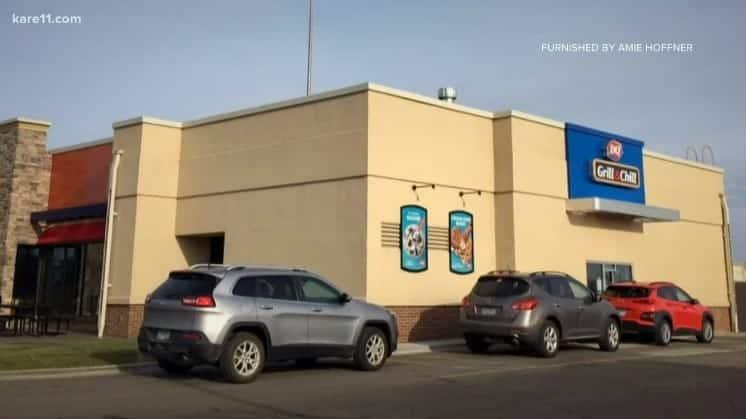 Dairy Queen Grill & Chill at 522 C St NE, Brainerd, Minnesota