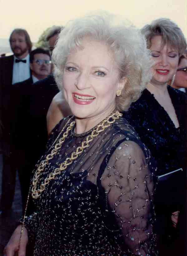 Betty White at the 41st Emmy Awards