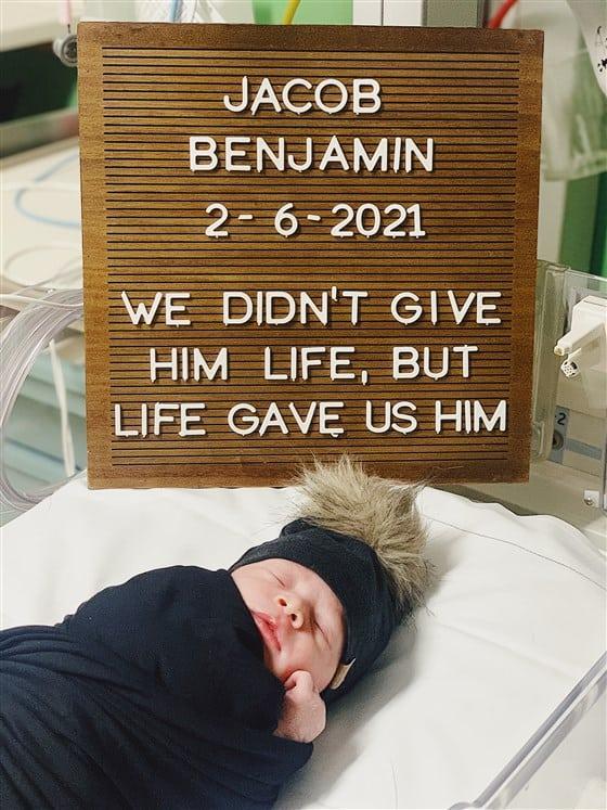 Jacob Benjamin