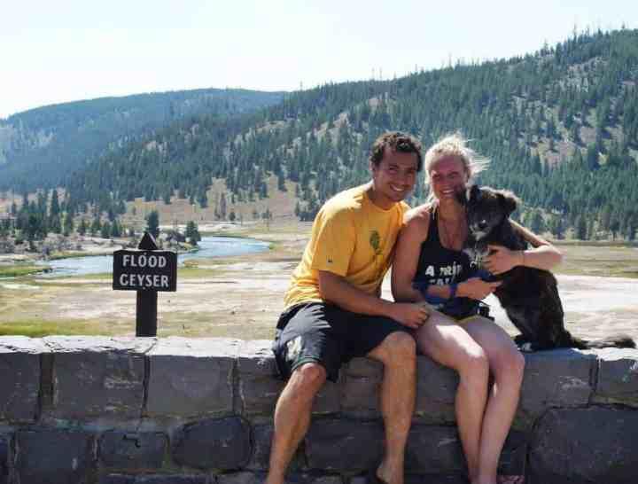 Эмили Трост, ее парень и Монтана
