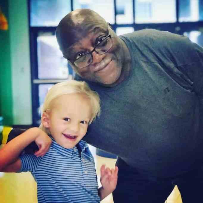 Mr. Brown and Amos