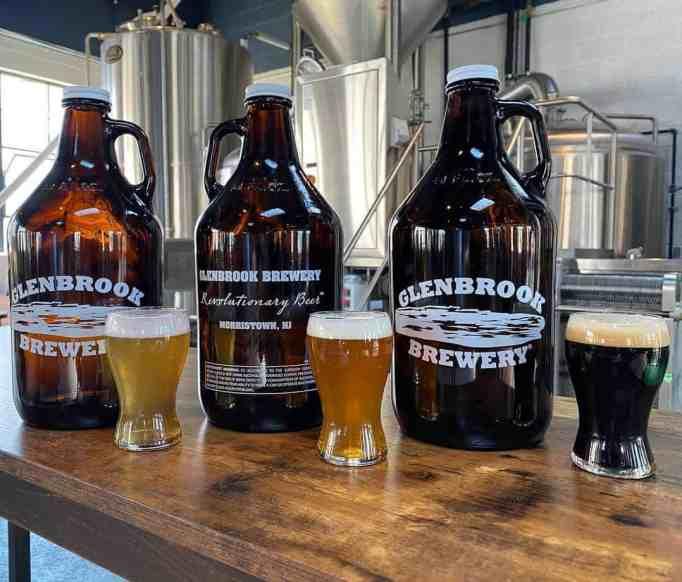 Beers made by Glenbrook Brewery