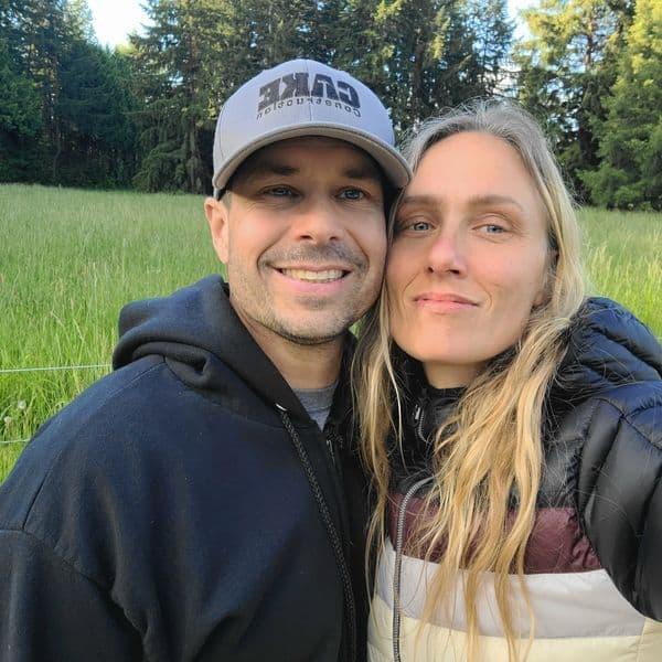 Chris Burton and Ginny Burton