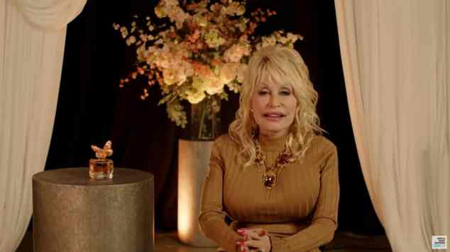 """Dolly Parton on """"Watch What Happens Live With Andy Cohen"""""""
