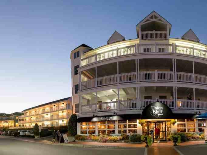 The Union Bluff Hotel