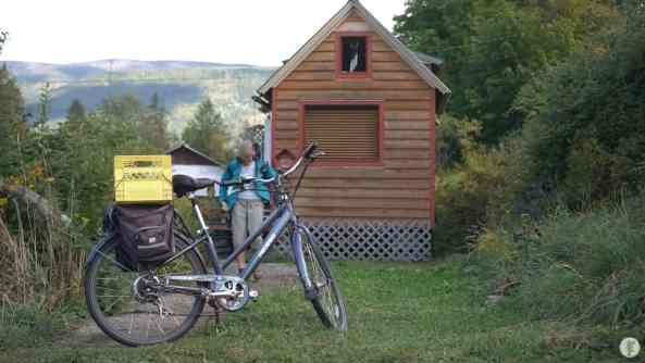 Brigitte's electric bike
