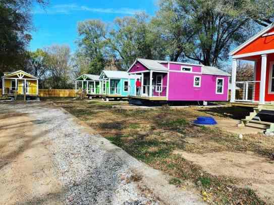 Eden Village in Springfield, Missouri