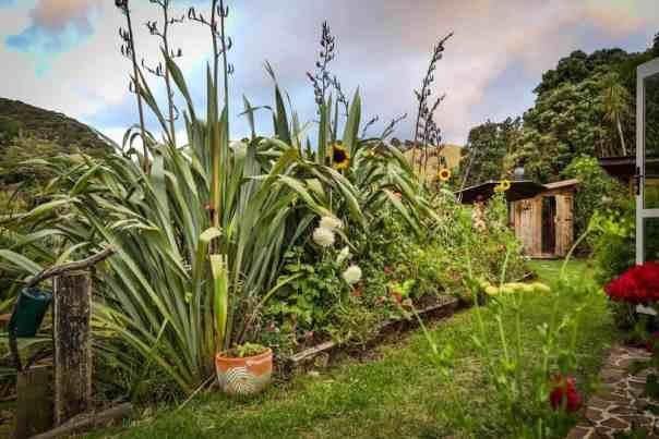Ruby's garden