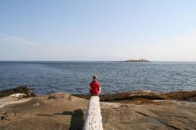 """""""Om"""", Gabriola Island, BC"""