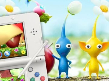 Hey! Pikmin Features