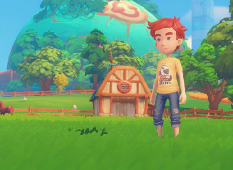 Time at Portia Available Now
