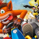 Crash Team Racing Gameplay