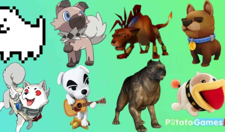National Puppy Day Today – Video Game Dogs Poll