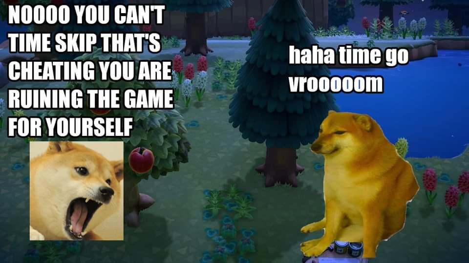 Some Of The Best Animal Crossing New Horizons Memes Mypotatogames