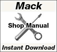 Mack Shop Manual