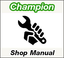 Champion Shop Manual