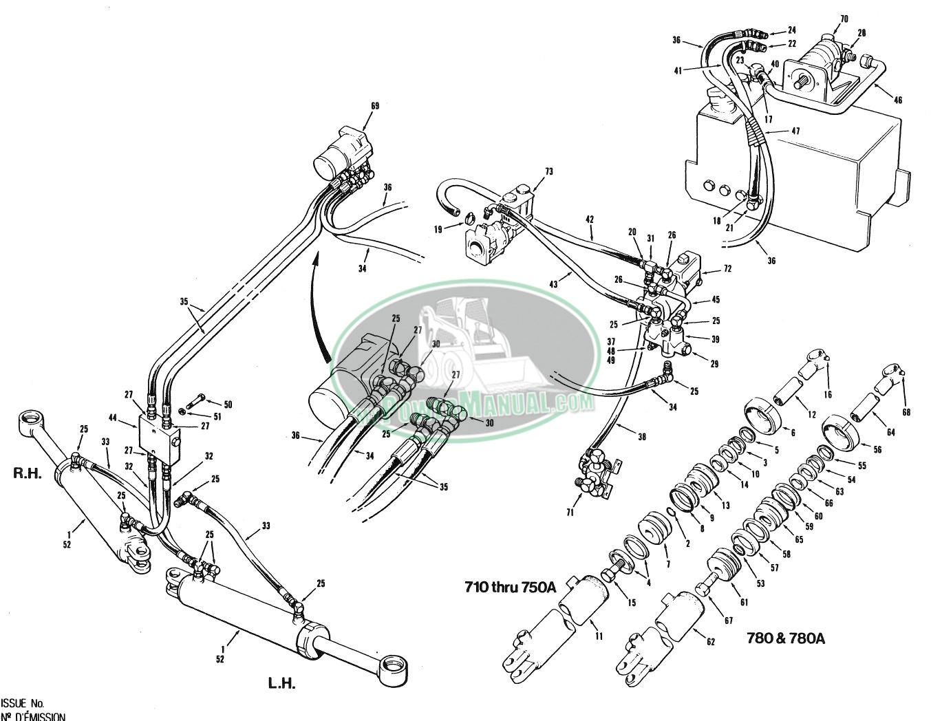 fiat allis 65 b wiring diagram schematic diagrams fiat 130 champion 710a  motor grader wiring diagram