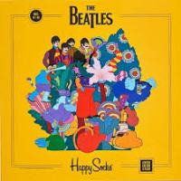 British pop legends, The Beatles collaborated with Happy Socks on limited edition Yellow Submarine socks!
