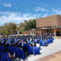 Steenberg High School  presents the inaugural CFLAT YOUTH JAZZ FESTIVAL