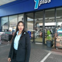 Dream big – Engen dealer Lydia Ramatisa