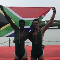 Champs medal major highlight for UJ rower