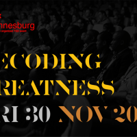 TEDxJohannesburg Decodes Greatness
