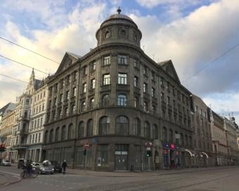 Buildings in Riga