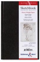Stillman & Birn Alpha Series Sketchbook, Hardbound