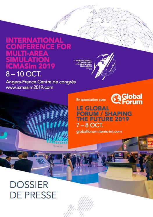 international conference for maulti-aera simulation ICMASim dossier de presseinternational conference for maulti-aera simulation ICMASim dossier de presse