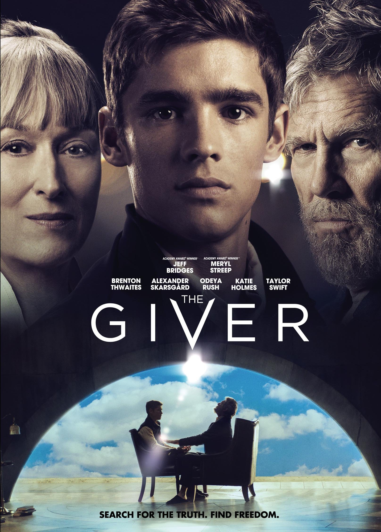 the giver dvd cover 59