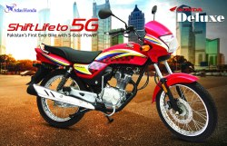 Atlas Honda Deluxe 2015 Price in Pakistan Specs Mileage Pictures