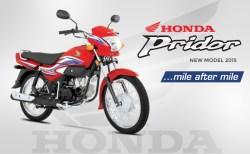 Atlas Honda Pridor 100 Model 2015 Price in Pakistan Pictures Specs Mileage