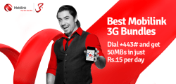 Mobilink Jazz 3g Internet Packages Rates Settings For Android