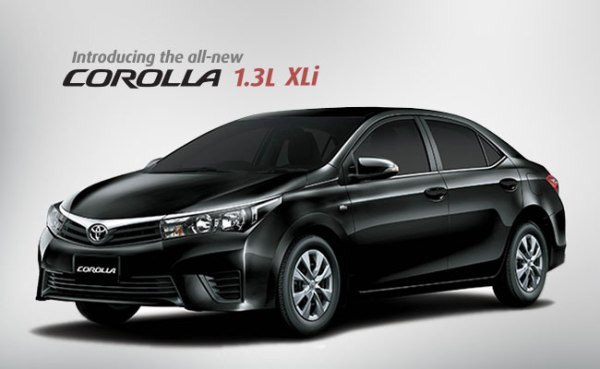 Toyota Corolla XLI New Model 2015 Price in Pakistan Colors Pictures Specifications