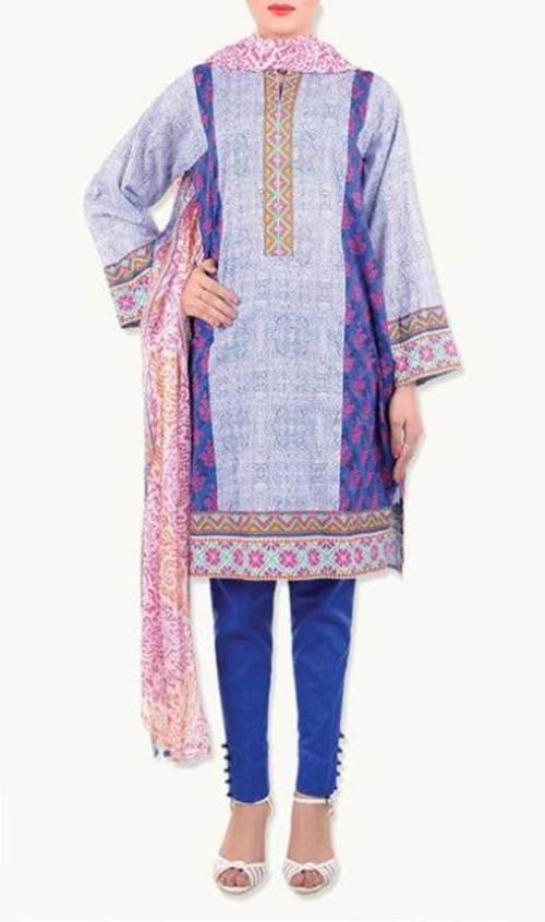 Bareeze Lawn Ladies Dress Collection 2016 New Summer Lawn Eid Dresses Styles and Price