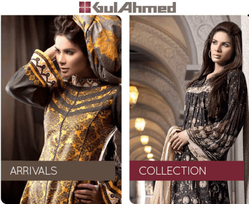 Gul Ahmed Ladies New Summer lawn Eid 2016 Dresses of Collection Styles and Price