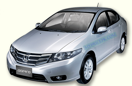 New Model Honda City Aspire Car 2015 Price in Pakistan Specs, Features, Mileage
