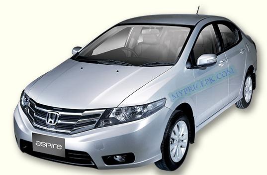 New Model Honda City Aspire Car 2015 Price in Pakistan Specs, Features, Mileage