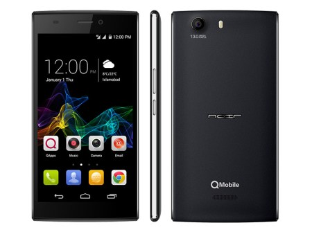 Qmobile Noir Z8 Plus Mobile Price in Pakistan Specs Features Pictures