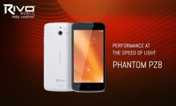 Rivo Mobile Phantom PZ8 Prices in Pakistan Specs Features Pictures