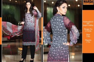 Warda New Summer Lawn Prints Eid 2015 Dresses of Collection Styles and Price