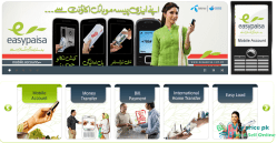Easy Paisa Charges and Rates & Money Sending and Receiving Procedure Step by Step