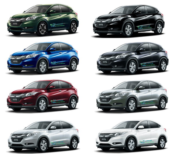 Honda Vezel Hybrid 2016 Price in Pakistan Specs Features Mileage New Shape Pictures