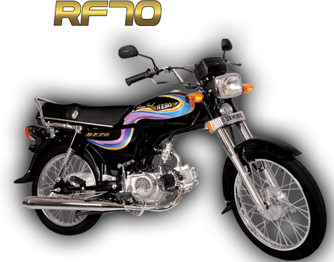 New Shape 2017 Hero RF 70cc Bike Changes Price In Pakistan Reviews