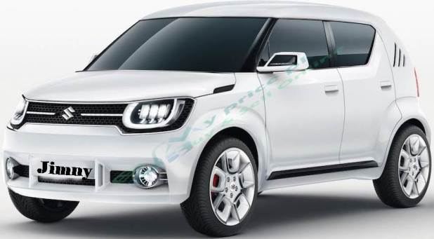 New Suzuki Jimny Car Price in Pakistan 2016 Model Specs Features Mileage Pictures
