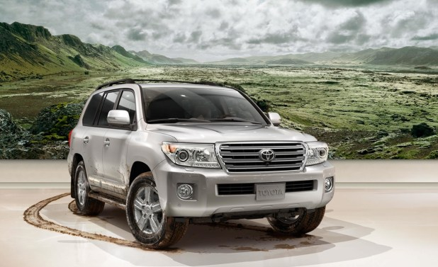 Toyota Land Cruiser Cars New Model 2016 Specification Features Mileage/Average