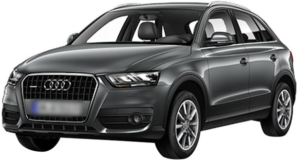New Shape 2017 Audi Q3 1.4 TFSI Exterior Colors Price Specs In Pakistan China Canada