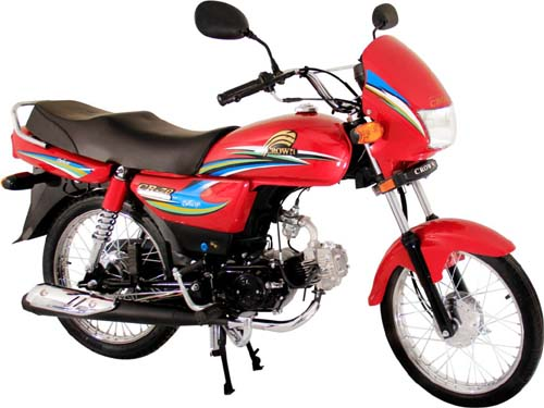 Crown CRLF 100cc Deluxe Price In Pakistan Features Specs Images