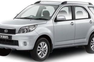 Daihatsu Terios 4x4 Price Color Mileage Specs & Features In Pakistan